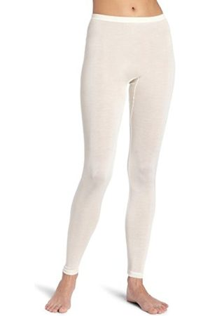 Women Ski Thermal Underwear - Hanro Women's Thermal Bottoms - - Small (Brand size: S)