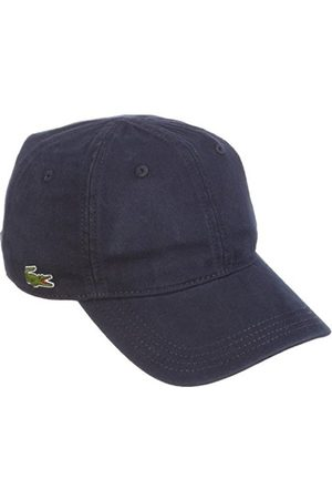Hats - Lacoste Unisex RK9811-00 Baseball Cap, (Navy 166)