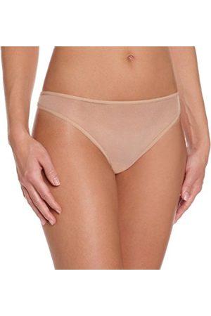 Women Thongs - Cosabella Women'S Plain Or Unicolorthong - Beige - Beige (Blush) - 12 (Brand Size: M/L)