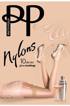 Women Tights & Stockings - Women's Nylons Gloss Stockings 10 DEN Tights