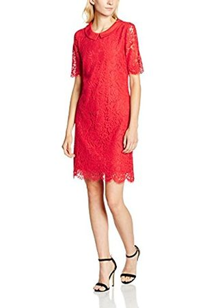 Women Party & Evening Dresses - Yumi Women's Floral Lace Shift Evening Floral 3/4 Sleeve Dress