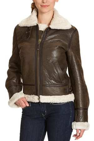 Women Jackets - Schott NYC Schott Women's Jacket LCW1257 UK 16