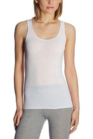 Women Tank Tops - Schiesser Women's Luxury Tank Top Sleeveless Underwear - - 14 (Brand size: L)