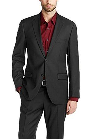 Men Jackets - Esprit Collection Men's 993EO2G902 Long Sleeve Suit Jacket