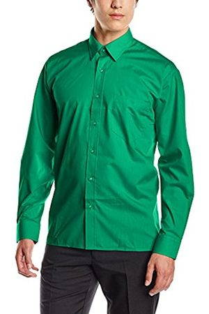 Men Long sleeves - Men's Poplin Long Sleeve Formal Shirt