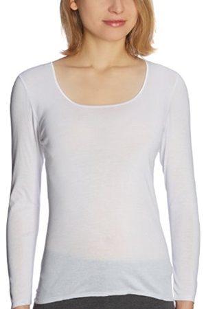 Women Vests & T-shirts - Schiesser Women's Luxury Underwear - - 10 (Brand size: S)