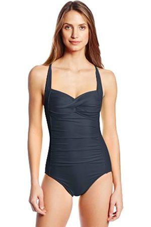 Women Swimsuits - Seafolly Plain – Twist – One-Piece Swimsuit – Women's - - 10 UK (36 EU)