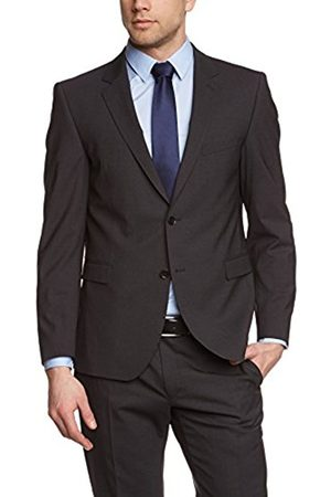 Men Long Sleeve - Strellson Men's Reverse Collar Long Sleeve Blazer - - 42L