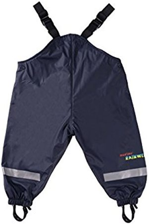 Boys Trousers - maximo Boy's Rain Trousers - - 4 Years
