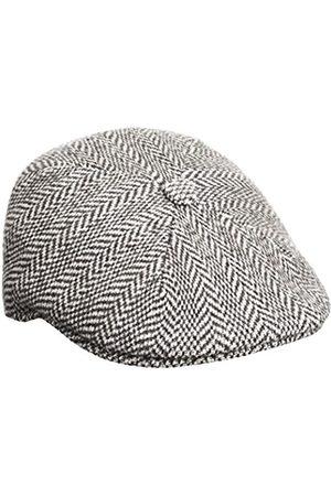 Hats - Kangol Unisex Herringbone 507 Flat Cap