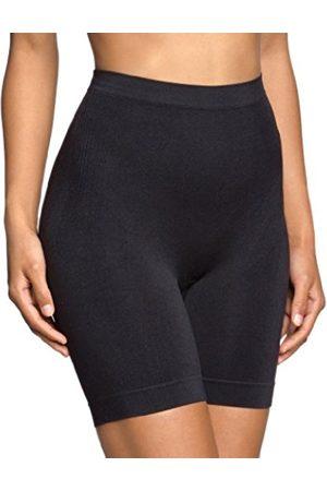 Women Shapewear - Women's Thigh Slimmer Schwarz (004) 16 (Brand size : Medium)