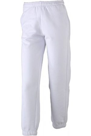 Boys Trousers - James & Nicholson Boy's Sports Trousers - - Small