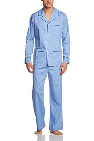 Men Long Sleeve - Seidensticker Men's Pyjama lang Long Sleeve Pyjama Set