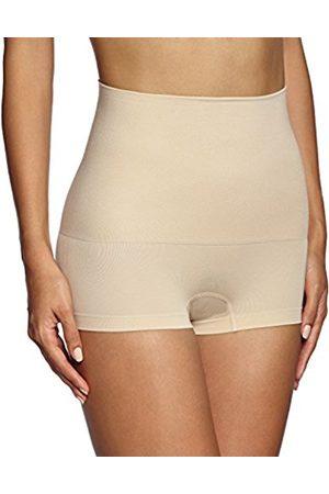 Women Shapewear - Maidenform Slim-Waister High Waist Boyshort Women's Body Shaper XX-Large