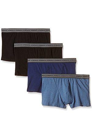 Men Swim Shorts - Men's Plain Trunks