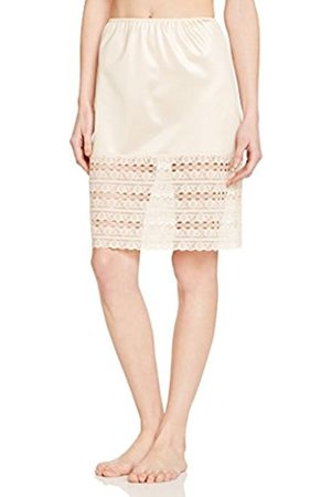 Women Slips & Underskirts - NATURANA Women's Plain or unicolor Petticoat - - 10