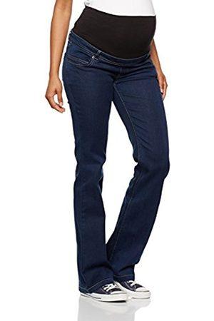 Women Jeans - bellybutton Women's B11323 Maya Denim Boot Cut Maternity Jeans