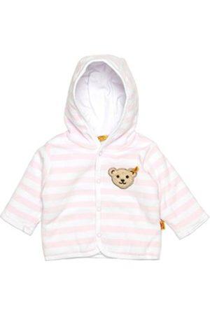 Jackets - Steiff Unisex Baby 0002857 Babyjäckchen 1/1 Arm Hooded Long Sleeve Jacket