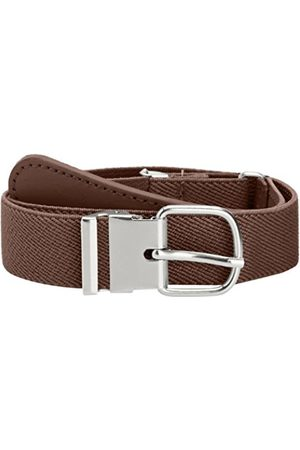 Girls Belts - Playshoes Kids Elastic with Genuine Leather Girl's Belt 75 cm