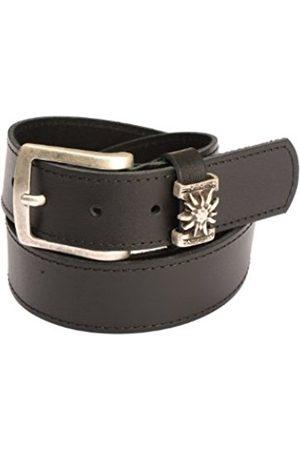 Men Belts - Werner Trachten Men's Belt - - L