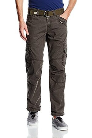 Men Cargo Trousers - Timezone Men's StraightTrousers - - 36W/34L