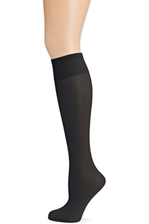 Women Tights & Stockings - Women's Boston Size Plus 30 Den Knee High Socks