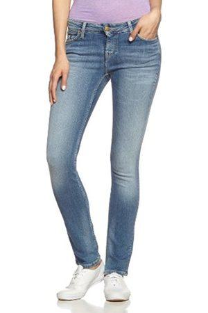 Women Skinny - Mustang Women's Skinny Fit Jeans - - 28/34 (Brand size: 28/34)