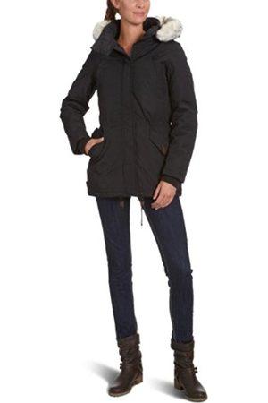 Women Coats - Schott NYC Women's Freya Down Long Sleeve Coat