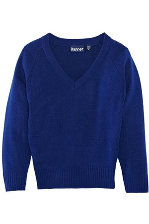 Jumpers & Cardigans - Unisex Premier V-Neck School Jumper