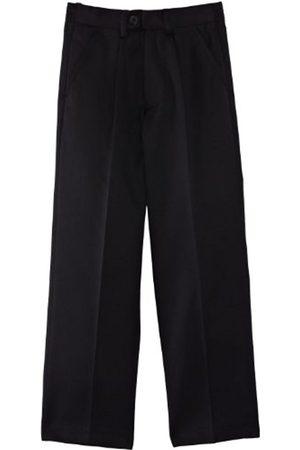 Boys Trousers & Shorts - Boy's Putney Pleated with Fly School Trousers