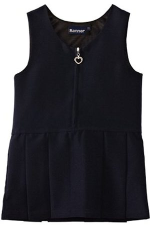 Girls Dresses & Skirts - Girl's Lynton Sleeveless Pleated School Dress