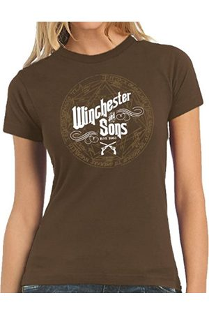 Women T-shirts - Touchlines Winchester and Sons Women's T-Shirt Size:XL