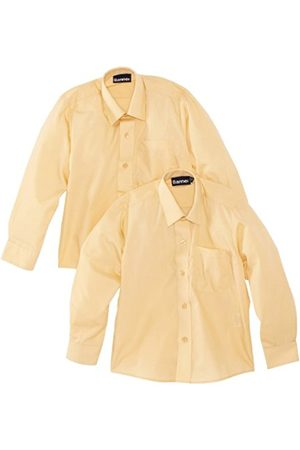 Boys Long sleeves - Boy's Twin Pack B Long Sleeve School Shirt