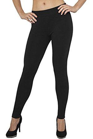 Women Leggings & Treggings - Urban classics Women's Ladies Jersey Leggings, -Schwarz ( 7)