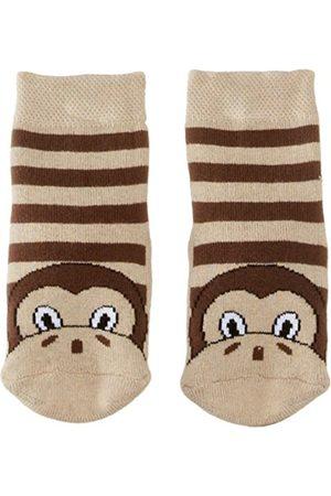 Slippers - Slipper Monkey Animal Print Socks