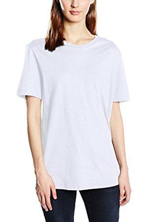 Women T-shirts - Trigema Women's Damen T-shirt 100% Biobaumwolle T-Shirt - white - 8