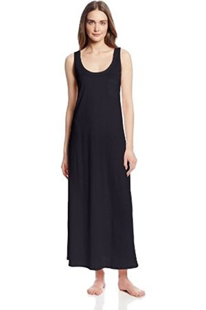 Women Nightdresses & Shirts - Hanro Women's Nachthemd o.Arm 130cm Plain Nightie