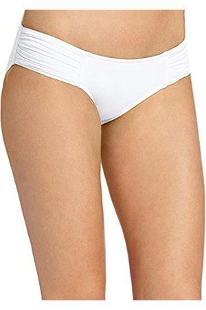 Women Bikinis - Seafolly Women's Pleated Hipster Bikini Bottom