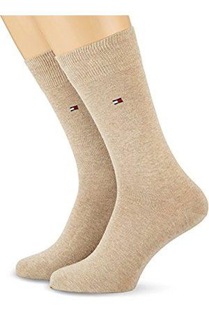 Men Socks - Tommy Hilfiger Men's Classic 2P Calf Socks