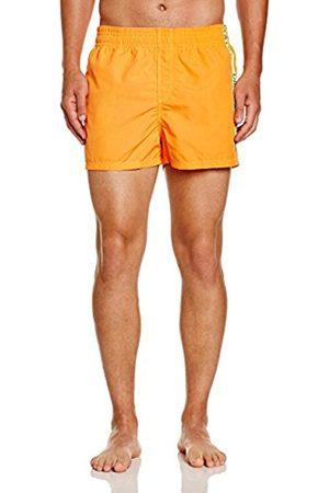 Men Boxer Shorts - Hom Men's Didier DROGBA Beach Boxer Plain Short Short