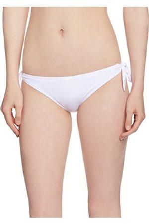 Women Hipsters - Lepel Women's Bow Briefs Plain Bikini Bottoms