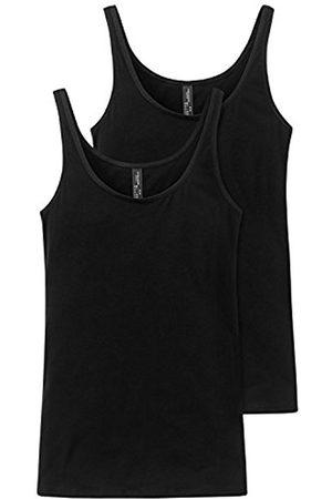 Women Vests & Camis - Schiesser Women's Trägertop (2er Pack) Vest