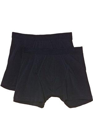 Men Boxer Shorts - Fruit Of The Loom Men's Classic 2 Pack Boxer Shorts