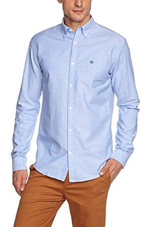 Men Long sleeves - Selected Homme Men's Collect R NOOS H Regular Fit Button Down Long Sleeve Casual Shirt
