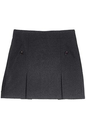 Girls Skirts - Girl's Junior Twin Kick Pleat Skirt