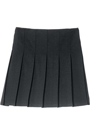 Girls Skirts - Girl's Junior Stitch Down Pleat Skirt