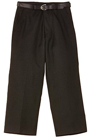 Boys Trousers - Boy's Sturdy Fit Trousers