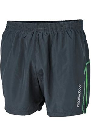 Men Shorts - James & Nicholson Men's Sports Shorts - - XX-Large