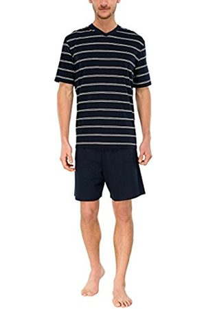 Men Pyjamas - Schiesser Men's 2-Piece Pyjama Set