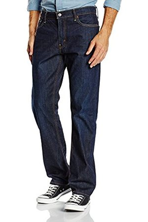 Men Straight - Levi's Men's 504 Regular Straight Fit Jeans